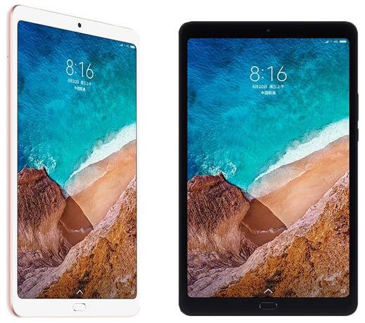 Xiaomi MiPad 4 Plus, Лучшие планшеты 2019