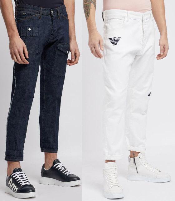 Armani Лучшие джинсы