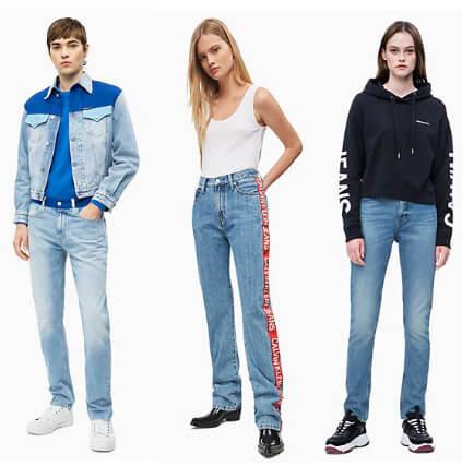 CalvinKlein Лучшие джинсы