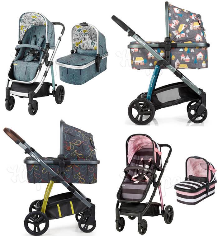 CosattoWow, Лучшие коляски для новорожденных 2019