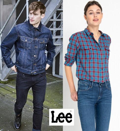 Lee Лучшие джинсы