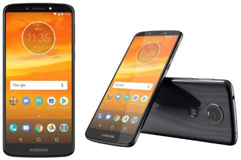 Motorola Moto E5 Plus, Лучшие смартфоны с мощным аккумулятором 2019