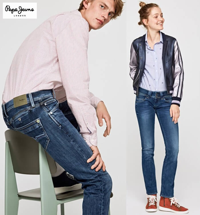PepeJeans Лучшие джинсы
