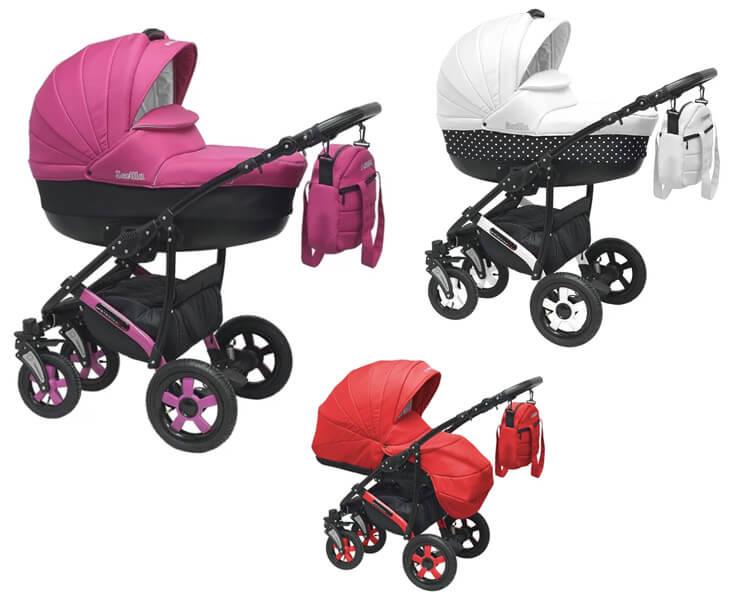 CamareloSevilla, Лучшие коляски для новорожденных 2019