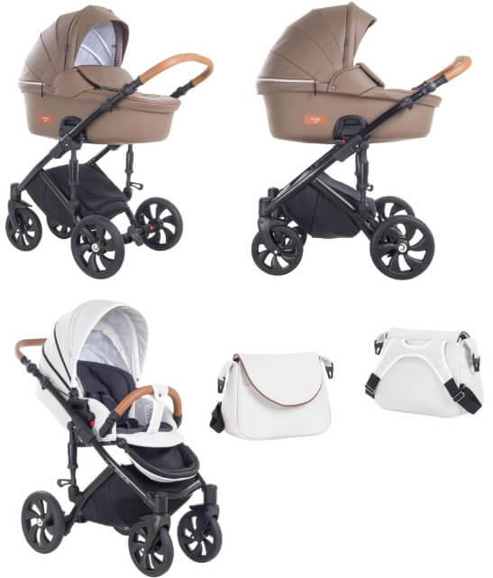 TutisVivaLifeLeather, Лучшие коляски для новорожденных 2019
