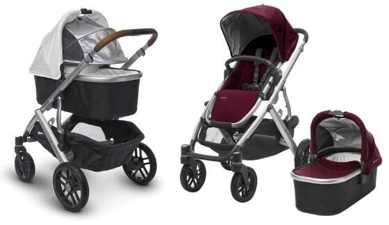 UPPAbabyVista, Лучшие коляски для новорожденных 2019