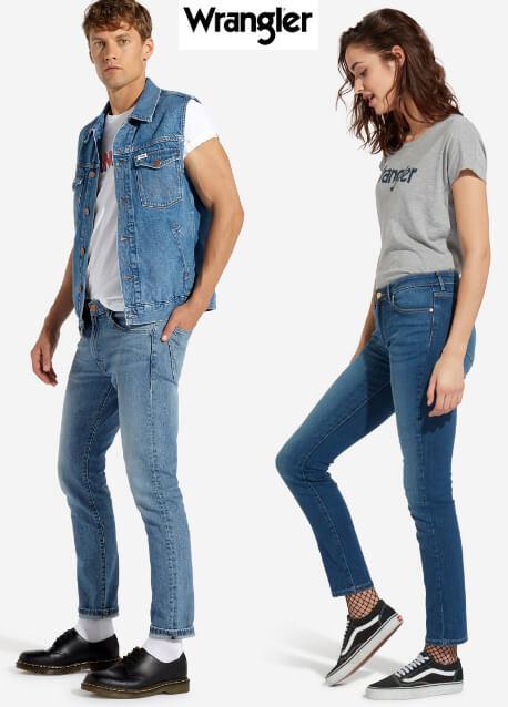 Wrangler Лучшие джинсы