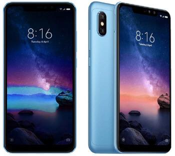Xiaomi Redmi Note 6 Pro, Лучшие смартфоны с мощным аккумулятором 2019