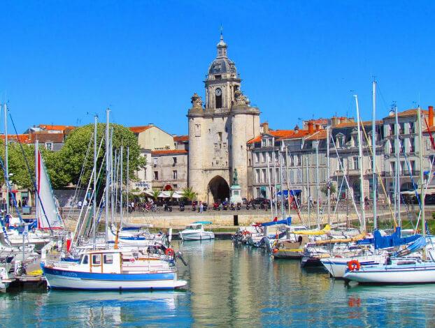 Ля-Рошель /La Rochelle, Самые красивые города Франции