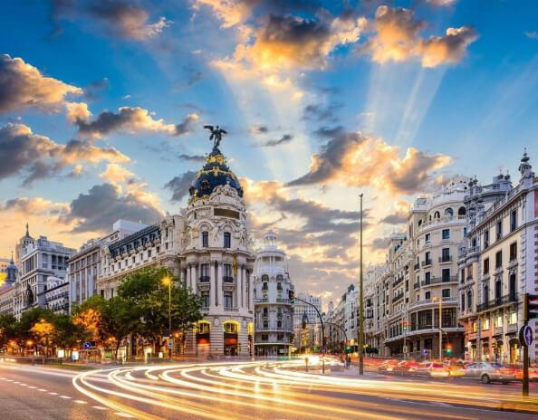 Мадрид / Madrid, Самые красивые города Испании