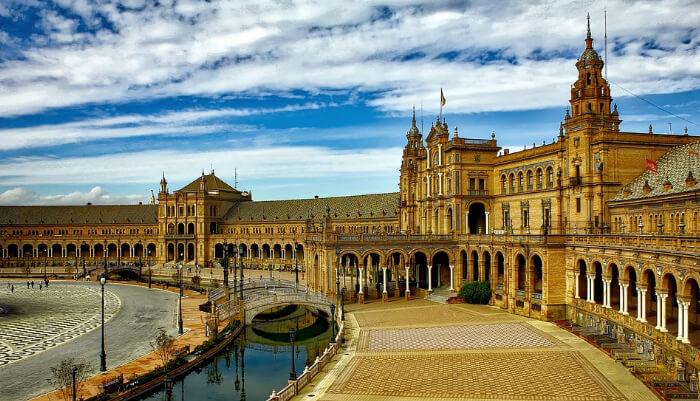Севилья /Sevilla, Самые красивые города Испании