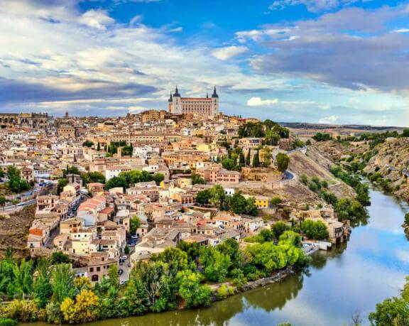 Толедо /Toledo, Самые красивые города Испании