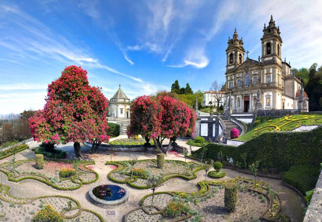 Braga / Брага - город в Португалии