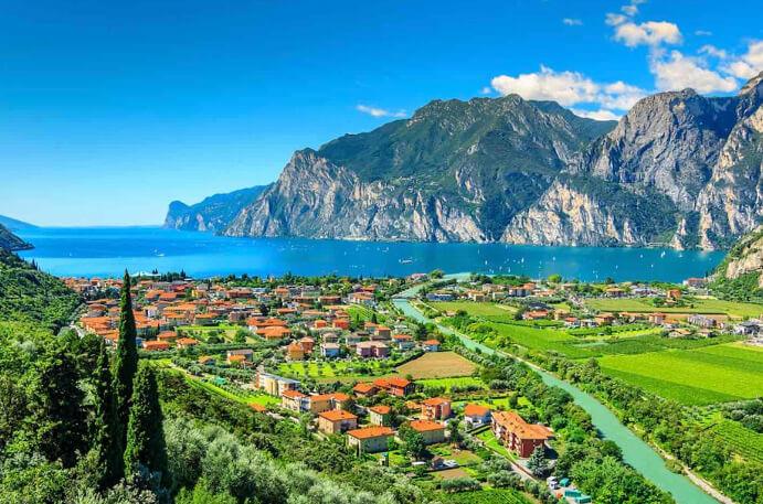 LagodiGarda / Гарда, Италия, Озера Европы