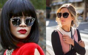 , Cолнцезащитные очки модные в 2019