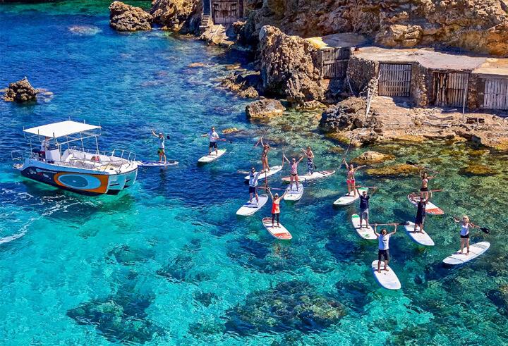 Ибица, Лучшие курорты Испании