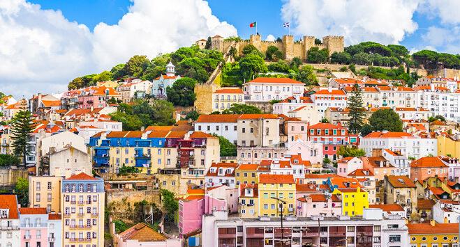Lisboa /Города Португалии - Лиссабон
