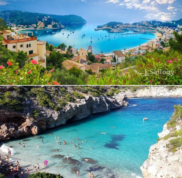 Мальорка, Лучшие курорты Испании