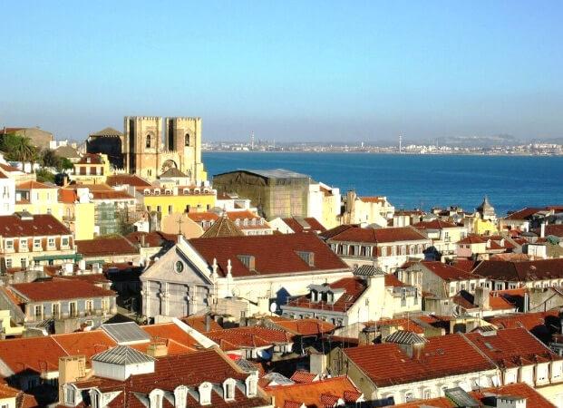 Nazaré, Город Назаре, Португалия