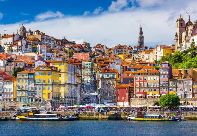 Porto, Sintra, Lisboa