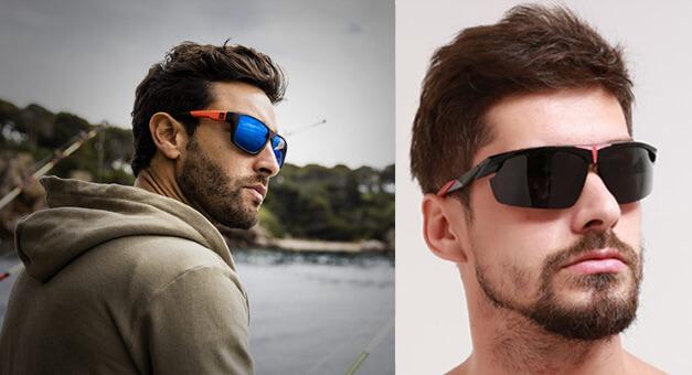 Спортивные очки, Cолнцезащитные очки модные в 2019
