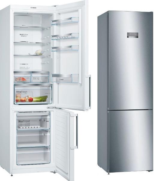 Bosch KGN39VI21R, Лучшие холодильники 2019. Какой холодильник лучше купить