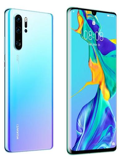 HUAWEI P30 Pro, лучшие смартфоны 2019