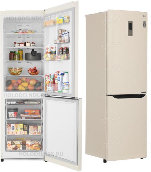LG GA-B419 SYGL, Лучшие холодильники 2019. Какой холодильник лучше купить