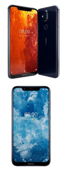 Nokia 8.1 64GB, лучшие смартфоны 2019