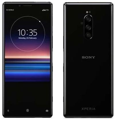 Sony Xperia 1, лучшие смартфоны 2019