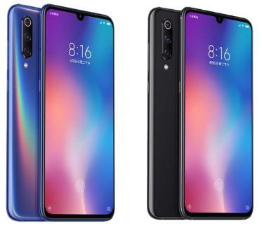 Xiaomi Mi 9 6/128GB, лучшие смартфоны 2019