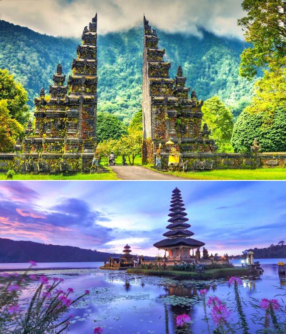 Индонезия (Бали), Куда поехать без визы в 2020. Отдых за границей без визы 2020