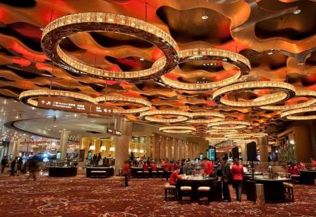 Казино City of Dreams (Макао, Китай), , Самые большие и красивые казино мира