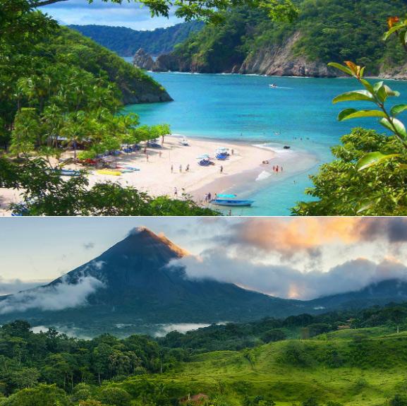Коста-Рика, Куда поехать без визы в 2020. Отдых за границей без визы 2020
