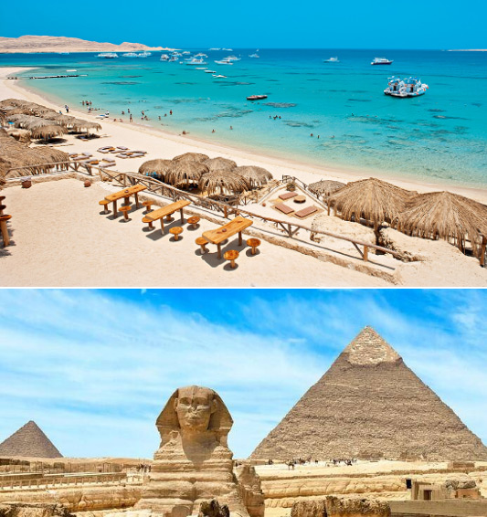 Египет, Куда поехать без визы в 2020. Отдых за границей без визы 2020