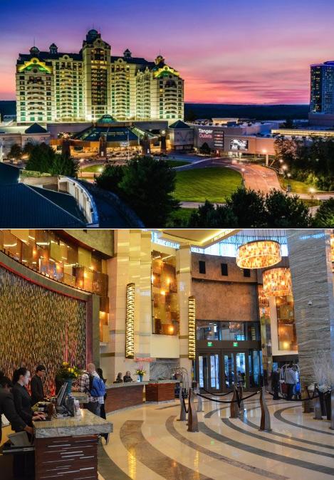 Foxwoods Resort Casino (Ледьярд, США) – самое дорогое казино в мире, , Самые большие и красивые казино мира