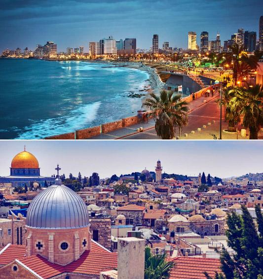 Израиль, Куда поехать без визы в 2020. Отдых за границей без визы 2020