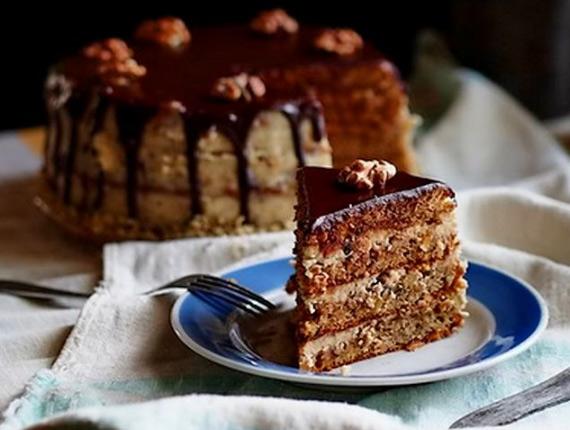 Кутузов, Популярные торты. Самые вкусные торты мира. Фото и история.