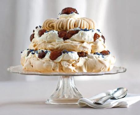 Meringata. лучшие итальянские десерты