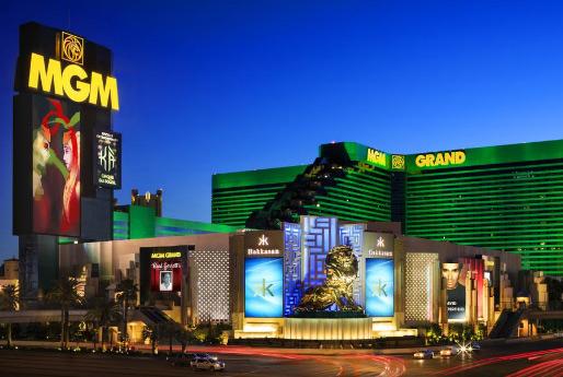 MGM Grand Las Vegas (Лас-Вегас, США), Самые большие и красивые казино мира