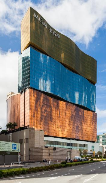 MGM Grand Macau (Макао, Китай), , Самые большие и красивые казино мира
