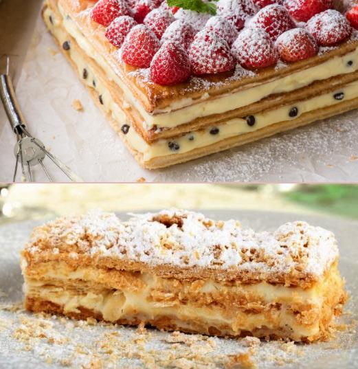 Наполеон - Самый вкусный торт в мире