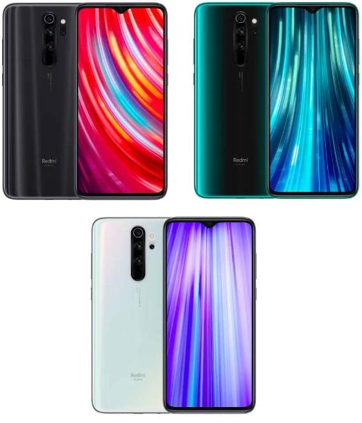 XiaomiRedmiNote8Pro8/128GB, Смартфоны до 25000. Рейтинг лучших в 2019.