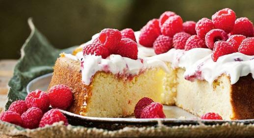 Ricotta Cake / Лимонный торт с рикоттой. лучшие итальянские десерты