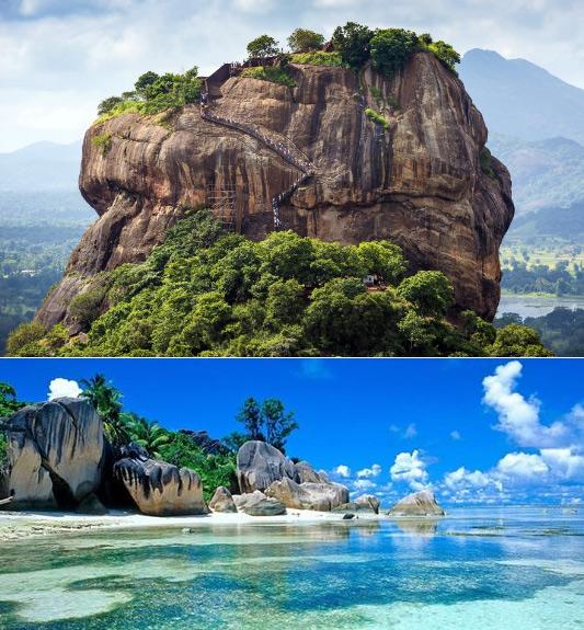 Шри-Ланка, Куда поехать без визы в 2020. Отдых за границей без визы 2020