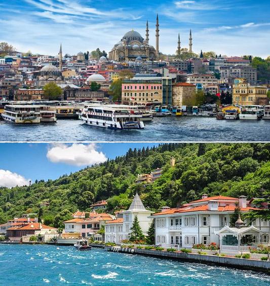 Турция, Куда поехать без визы в 2020. Отдых за границей без визы 2020