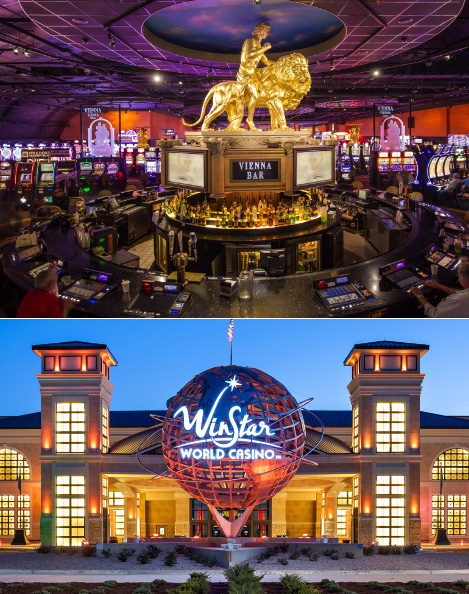 WinStar World Casino,  Самые большие и красивые казино мира