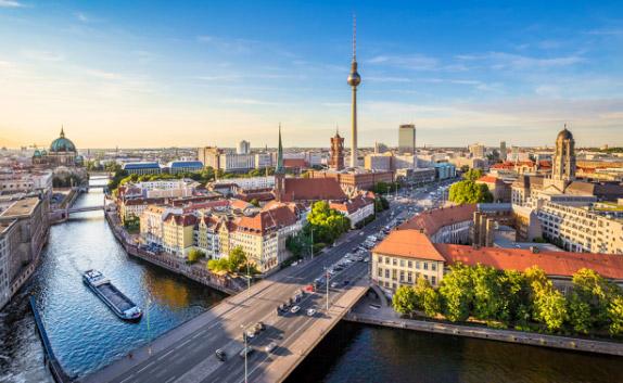 Берлин, недвижимость в Европе
