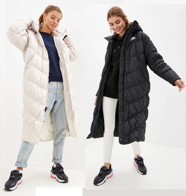 Nike Sportswear Down-Fill Women's Parka, лучшие женские пуховики
