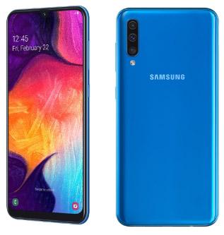 SamsungGalaxyA50 64GB, Лучшие смартфоны 2020 года до 15000 рублей